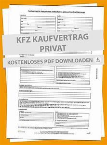 Auto De Privat : kfz kaufvertrag tipps und mustervertrag ~ Kayakingforconservation.com Haus und Dekorationen