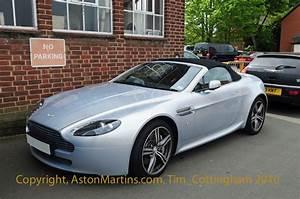 V8 Vantage N400 Roadster  U00ab Aston Martins Com