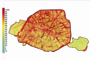 Carte Pollution Air : pollution automobile les cartes qui font peur ~ Medecine-chirurgie-esthetiques.com Avis de Voitures