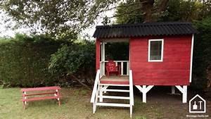 Construire Sa Cabane : construire une cabane en palette tuto diy bricolage facile ~ Melissatoandfro.com Idées de Décoration