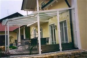 Terrassenüberdachung Mit Seitenwand : terrassen berdachungen ~ Whattoseeinmadrid.com Haus und Dekorationen