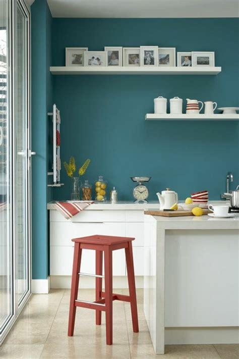 cuisine canard 1001 idées pour une cuisine bleu canard les intérieurs qui font un grand effet