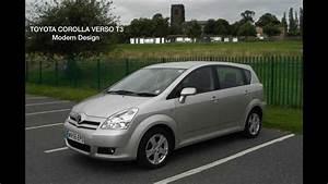 Toyota Corolla Verso 2006 : 2006 56 toyota corolla verso t3 7seats tax mot youtube ~ Medecine-chirurgie-esthetiques.com Avis de Voitures
