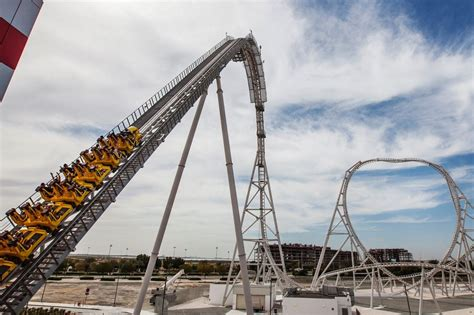 unbelievable thrill rides at theme parks in dubai insydo