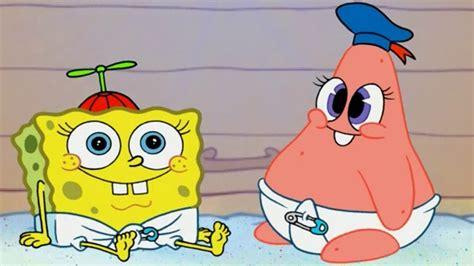 Spongebob And Patrick Game Babysit. #spongebobsquarepants