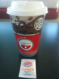 Burger king's Seattle's best coffee - Yelp