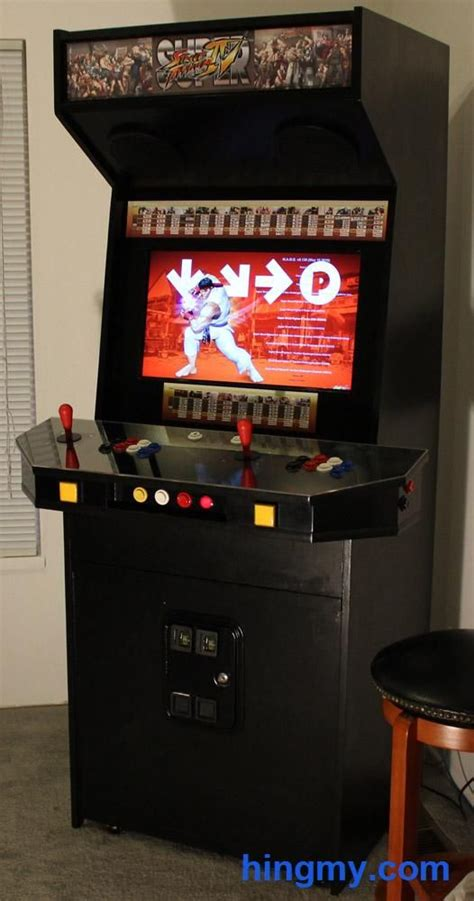 build arcade cabinet with pc build your own arcade machine and cabinets on