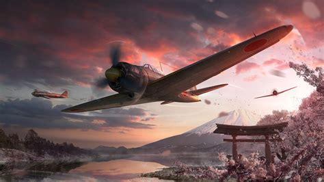 Cherry Blossom Wallpaper Anime Mount Fuji 5 Wallpapers