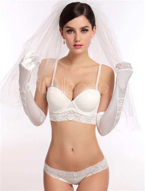 robe de chambre femme ete pour mariée en brocart avec dentelle milanoo com