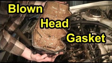 How To Fix A Blown Gasket Without Replacing It