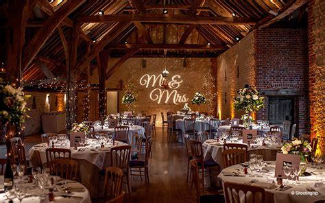barn wedding venues surrey  barn  bury court chwv