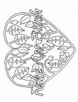 Swear Coloring Pages Word Adult Getdrawings sketch template