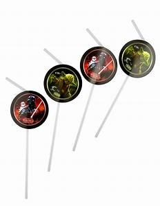 Party Deko 24 : star wars trinkhalme party deko 6 st ck bunt 24 5cm g nstige faschings partydeko zubeh r bei ~ Orissabook.com Haus und Dekorationen
