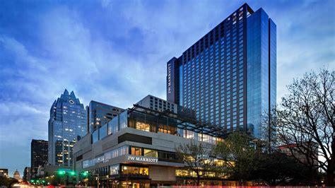 downtown luxury hotels  resorts  austin jw marriott austin