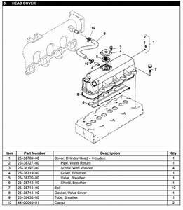 Kubota V2203di Parts Catalogue  U2013 Diesel Spares
