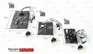 Controller Bldc 250  500a - Hpc500h-72v