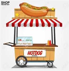 Hot Dog Stand : hot dog cart clip art 101 clip art ~ Yasmunasinghe.com Haus und Dekorationen
