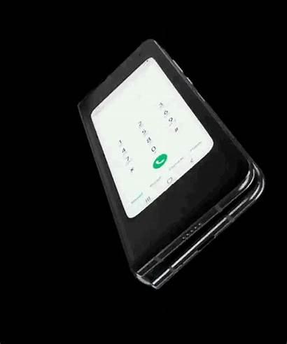 Samsung Fold Galaxy Tablet Smartphone Opens Designboom