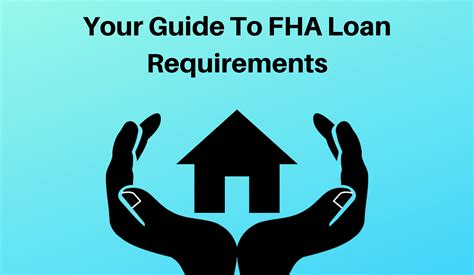 guide  fha loan requirements