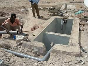 Fosse Septique Beton Ancienne : les travaux de construction katibougou touchent leur ~ Premium-room.com Idées de Décoration