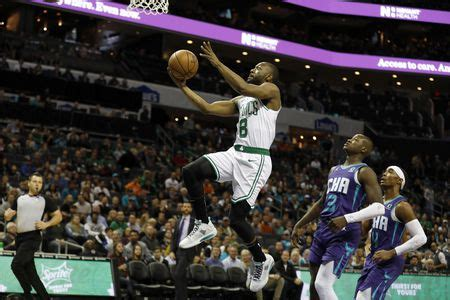 Boston Celtics played the Hornets a lot in the last year ...
