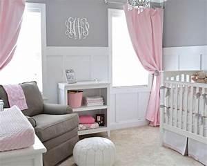 bebe fille decoration chambre fille couleur bebe fille With couleur chambre bebe fille