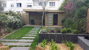 amnagement petit jardin beautiful amnagement petit jardin With delightful idee amenagement jardin de ville 10 comment amenager un petit jardin idee deco original