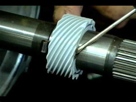 speedometer gear curts corner  monster transmission youtube
