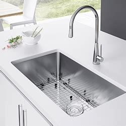 single kitchen faucet kitchen sinks at the home depot