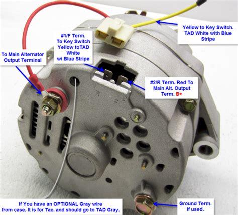 Delco Amp Standard Alternator