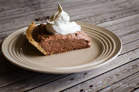 recipe for easy chocolate pie chocolate pudding pie recipes dishmaps