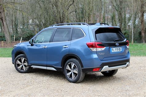 Premium, from $28,845, is next. Subaru Forester (2020) - La concurrence, le bilan global ...