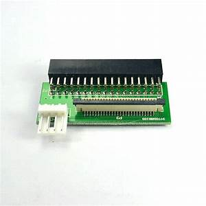 34 Pin Floppy Interface To 26 Pin Ffc Fpc Flat Cable Adapter Pcb Converter Board 652042499245