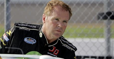 mike wallace nascar driver suspended  offensive