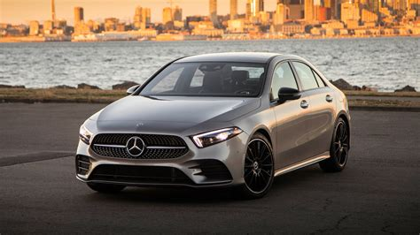 New Mercedes by The New Mercedes A Class Has A Price 33 495