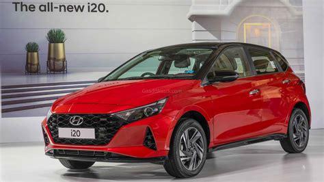 2020 Hyundai i20 1.0L Turbo Petrol, 1.5L Diesel Detailed ...