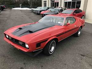 1971 Ford Mustang Mach 1 for Sale | ClassicCars.com | CC-1058563