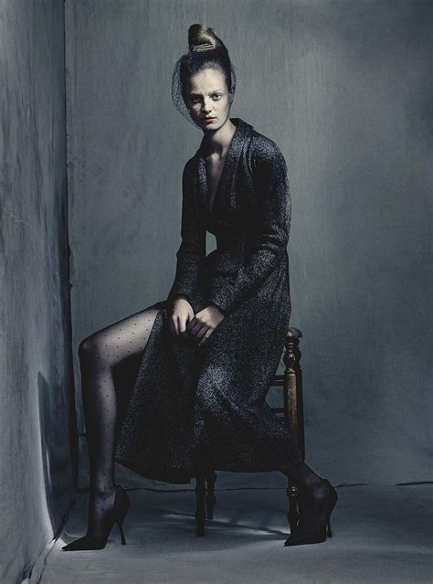 glass  paolo roversi  vogue