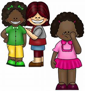Classroom bullying clipart