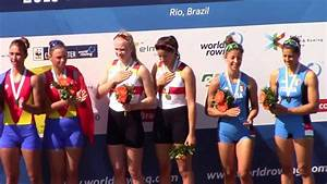 2015 World Rowing Junior Championships A Finals - YouTube