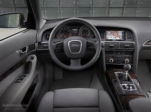 Audi C6 Gear Trim
