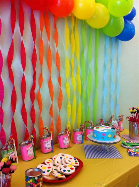 perf birthday party    year  girl rocker