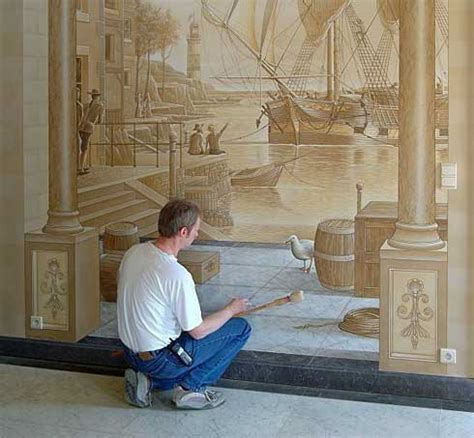 Interior Design Tips: Wall Painting Ideas, Interior Wall