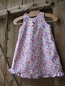 patron de robe fille 4 ans With tuto robe fille 4 ans