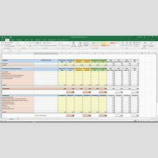 Excelcheckliste Baukostenplanung Für Ihren Hausbau