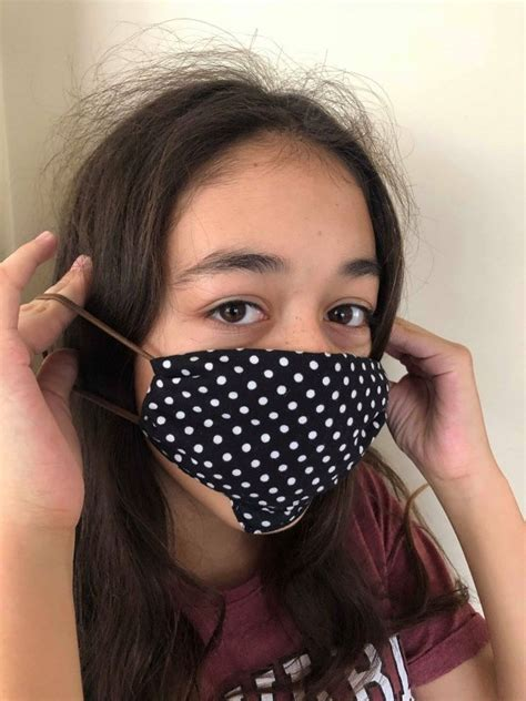 diy  sew bandana face mask craft gossip