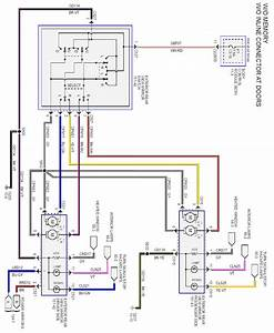 94 F150 Power Mirror Wiring Diagram