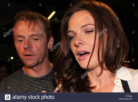 Tom Cruise Simon Pegg And Rebecca Ferguson Spotted In