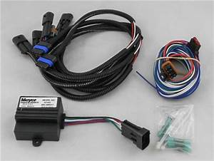 This Is A New Oem Meyer Headlight Adapter  Drl Module Kit