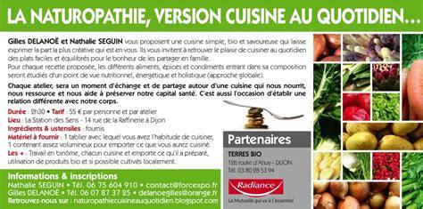 cuisine au quotidien cuisine naturopathie au quotidien actualisation du